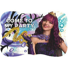 DESCENDANTS 2 INVITATIONS (8) ~ Birthday Party Supplies Invites Cards Stationery