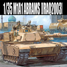 1/35 M1A1 ABRAMS IRAQ 2003 #13202 ACADEMY HOBBY MODEL KITS