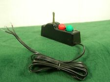 POST WAR LIONEL #022 HAND CONTROLLER FOR REMOTE SWITCH TRACKS REFINISHED TESTED