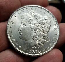 1878-S Morgan Silver Dollar CH BU