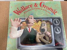 Wallace and Gromit 2000 Calendar Aardman Studios