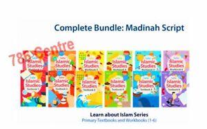 Safar Islamic Curriculum & Studies Book's, Text & Workbook Series, Madrasha, New