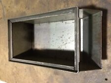 STACKABLE METAL PARTS BINS 13' X 8