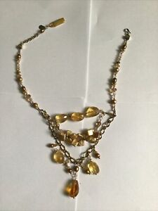 Vintage Tres Jolie  Pearl Necklace