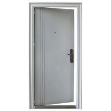 Haustür Tür Sicherheitstür Haustüren Wohnungstür 96x205cm DIN Rechts WEISS