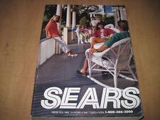 Vintage Sears 1991 Spring & Summer Annual Catalog