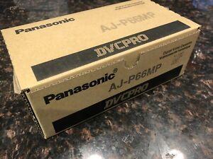 Panasonic HD Tape DVC Pro AJ-P66MP Videotape