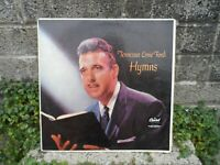 Ernie Ford - Tennessee Hymns - vintage vinyl record LP - Capitol