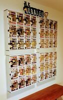 Funko Pop Display shelf Kubbie for Pops! Fits all brands of SOFT PROTECTORS!