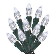 Holiday Wonderland: C3 LED 200 Ct. Christmas Light Set: Warm, Cool White, Multi