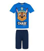 Paw Patrol Boys Pyjama Chase Short Sleeve