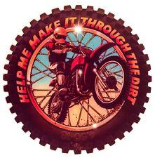70's Enduro Honda Dirt Motor Bike Motorcycle motocross FMX vTg t-shirt iron-on