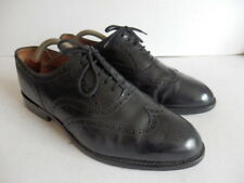 Trickers black brogues UK size 9.5