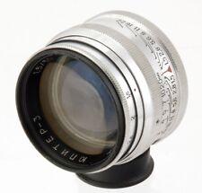JUPITER-3 50mm f/1.5 Lens M39 Zorki FED Leica 35mm RF camera 50/1.5 sonnar