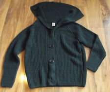 Collared Wool Regular Solid Jumpers & Cardigans for Women