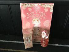 Parfum Atlas Flower Fairies son livret