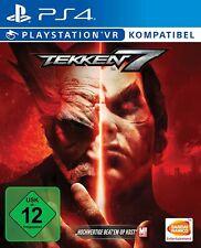 Sony Playstation 4 PS4 Spiel Tekken 7 VR Kompatibel