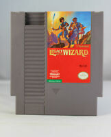 Legacy of The Wizard - Nintendo NES Game Authentic