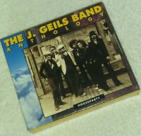 The J. Geils Band: Anthology: Houseparty 2-Disc Set CD Rhino RARE oop