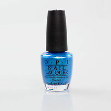 NEW! OPI Nail Polish - Teal The Cows Come Home NL B54 Full Size 0.5oz 15ML