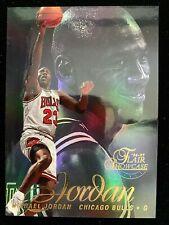1996-97 Flair Showcase MICHAEL JORDAN Row 2 Seat 23 Section 1 Chicago Bulls RARE
