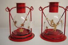 Deko-Kerzenständer & -Teelichthalter mit Engel mittlerer Teelichter