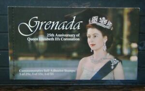 Grenada 1978 Coronation Booklet MNH