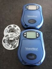 2003 Hasbro Video Now Player lot with discs
