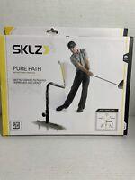 SKLZ PURE PATH VISUAL SWING PATH TRAINER Open Box