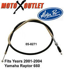 Yamaha Raptor 660 Clutch Cable YFM 660R 2001 2002 2003 2004 Motion Pro