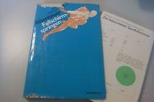 Abenteuer Fallschirmspringen /H.Buch ,D.Stüber /Fachbuch incl.Tafel Sportfalls.