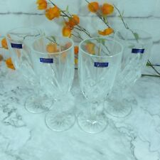 #2 Vintage Waterford Marquis Set of 4 Iced Beverage Glasses NEW in BOX (NIB)