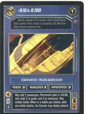 Star Wars CCG Reflections II Foil IG-88 In IG-2000