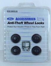 Ford 3C3J-IA043-AA Anti-Theft Wheel Locks Sealed Package