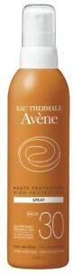 Avene Sun Care Very High Protection Spray SPF30 200ml