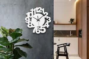 Wall Clock Australian Made Design Style #16