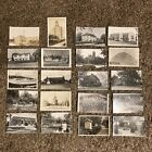 MN+RPPC+View+Post+Office+Ice+Palace+Museum+Motor+Court+Lot+Of+20+Aitkin+Hastings