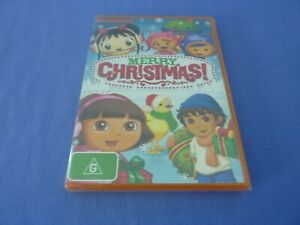 Nickelodeon Merry Christmas DVD R4 New Sealed Free Tracked