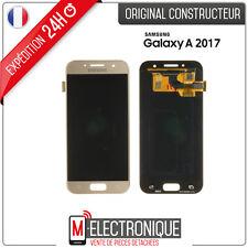 Ecran LCD Gold Original Samsung Galaxy A3 2017 SM-A320F + adhésif