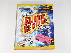 2010 Hot Wheel Elite Redline Toy Car Price Guide ID Value Book Clark Belzberg