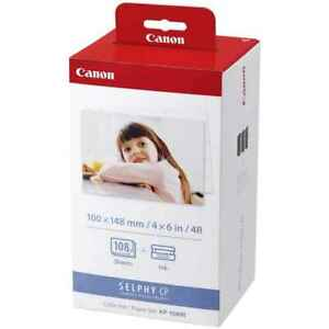 Canon Kit Paper 10x15 Selphy KP-10