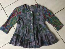 Robe liquette blouse IKKS taille 2 ans impeccable