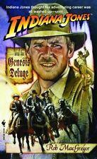 Indiana Jones and the Genesis Deluge (A Bantam Falcon book) by Rob Macgregor