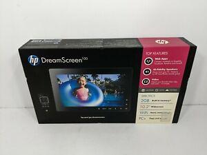 """HP Dream Screen 100 Digital Picture Frame 10.2"""" WiFi 2GB"""
