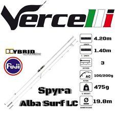 VERCELLI SURFCASTING ROD SPYRA ALBA SURF LC
