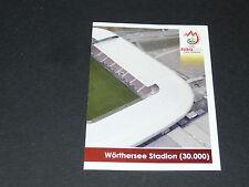 N°27 WÖRTHERSEE STADION KLAGENFURT P2 ÖSTERREICH PANINI FOOTBALL UEFA EURO 2008