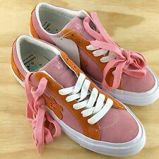 Converse One Star OX Golf Le Fleur Size 11 Tyler the Creator Pink Orange wang