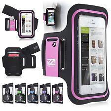 CaseiLike® Fascia portacellulare rosa EXslimmer 9928 con doppia tasca-4' POLLICI