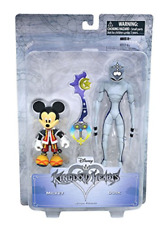 Kingdom Hearts Mickey and Dusk Action Figures