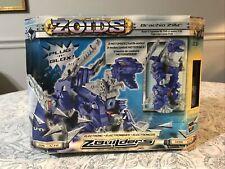 Zoids Z-Builders Brachio Zilla 105 Motorized 1/72 Action Figure Hasbro New